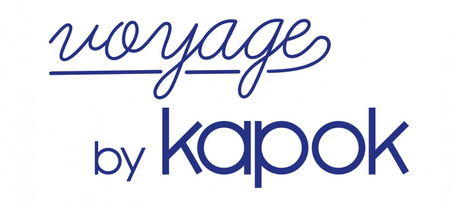 voyage by kapok logo